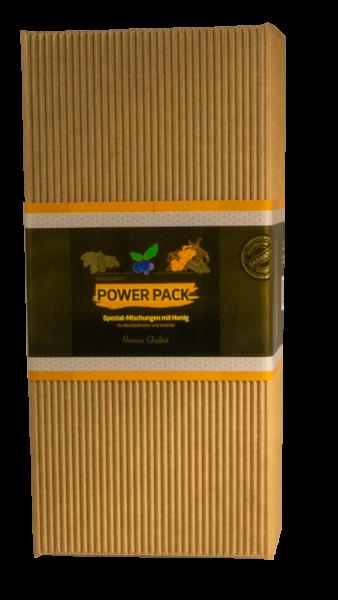 Power Pack - Spezialmischungen mit Honig