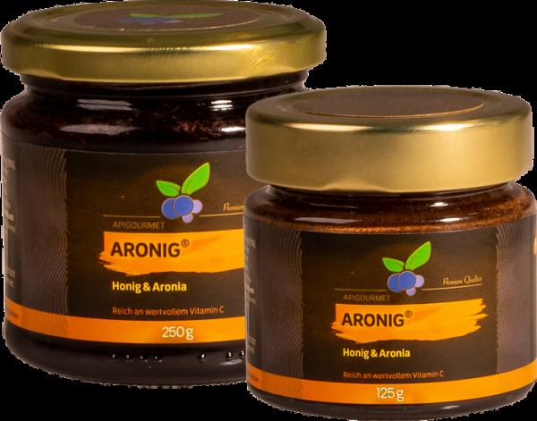 Aronig® - Honig & Aronia in Premium Qualität