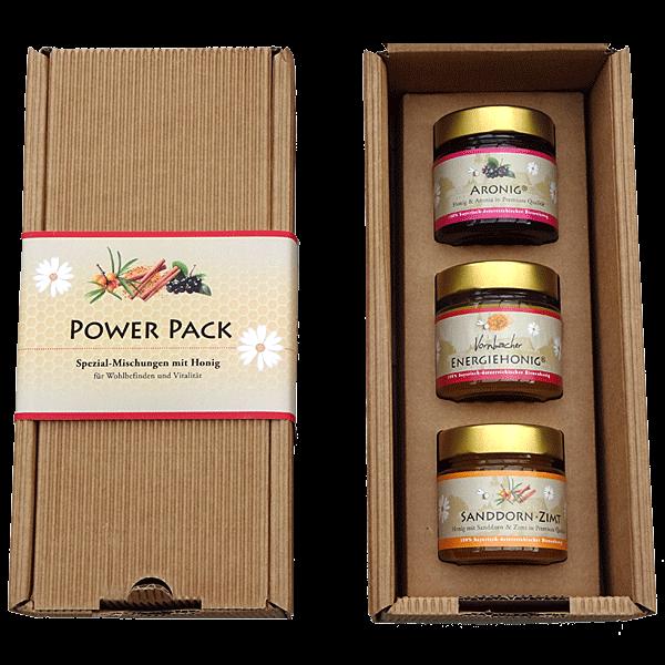 Power Pack - Honigspezialmischungen