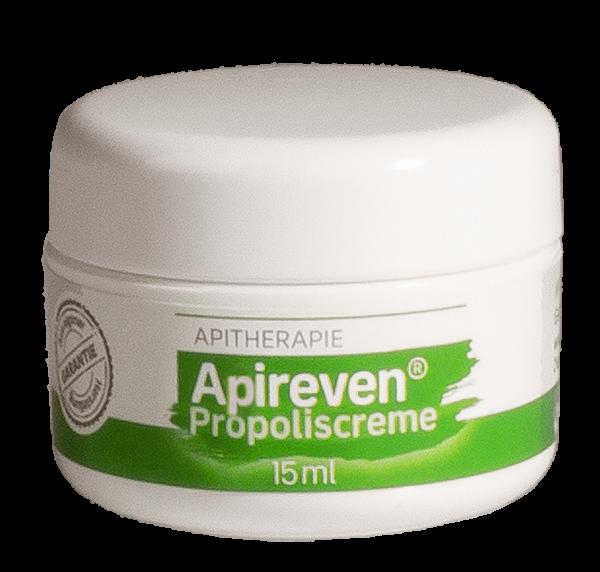 Propolis Creme Apireven - eigene Herstellung