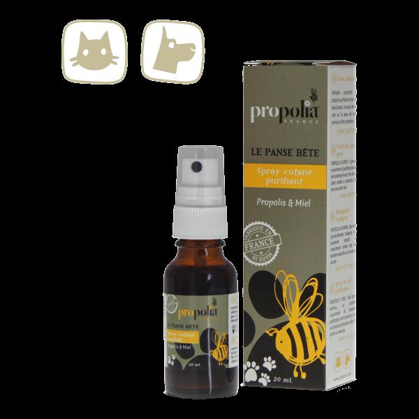 Propolis Spray für Hund und Katze
