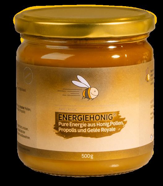 Vornbacher Energiehonig® - Honig Energie mit Pollen, Propolis, Gelee Royale