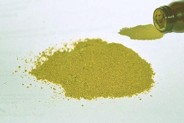 Grüne Propolis aus Brasilien 100g - Rohpropolis  lyophilisiert in Pulver