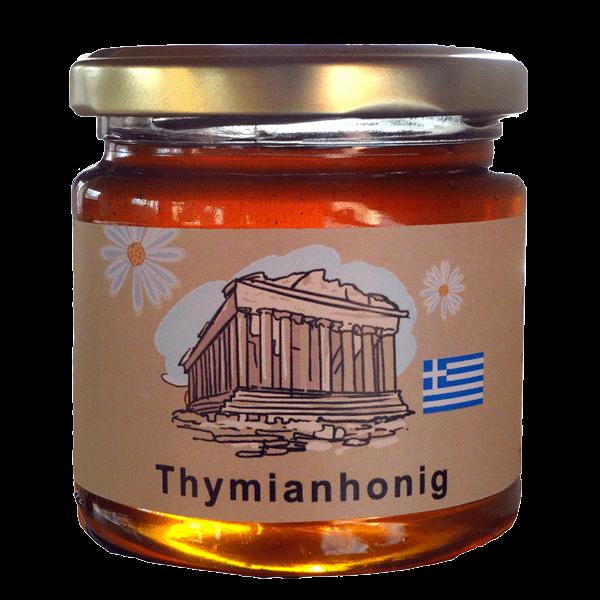 Thymianhonig aus Griechenland