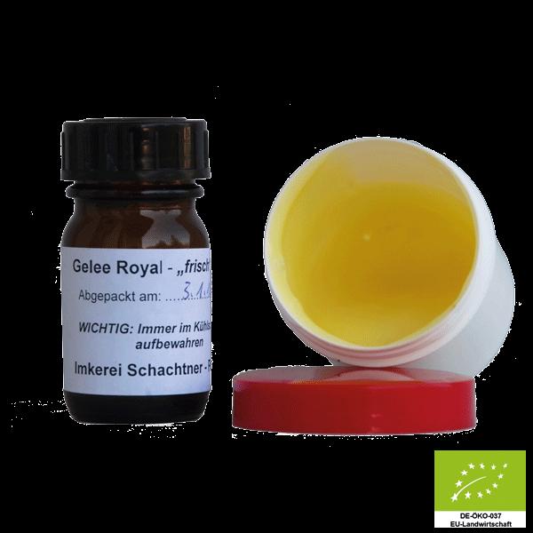 Gelee Royale frisch   DE-006-ÖKO