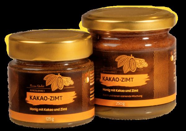 Honig mit Kakao & Zimt - Eigene Herstellung